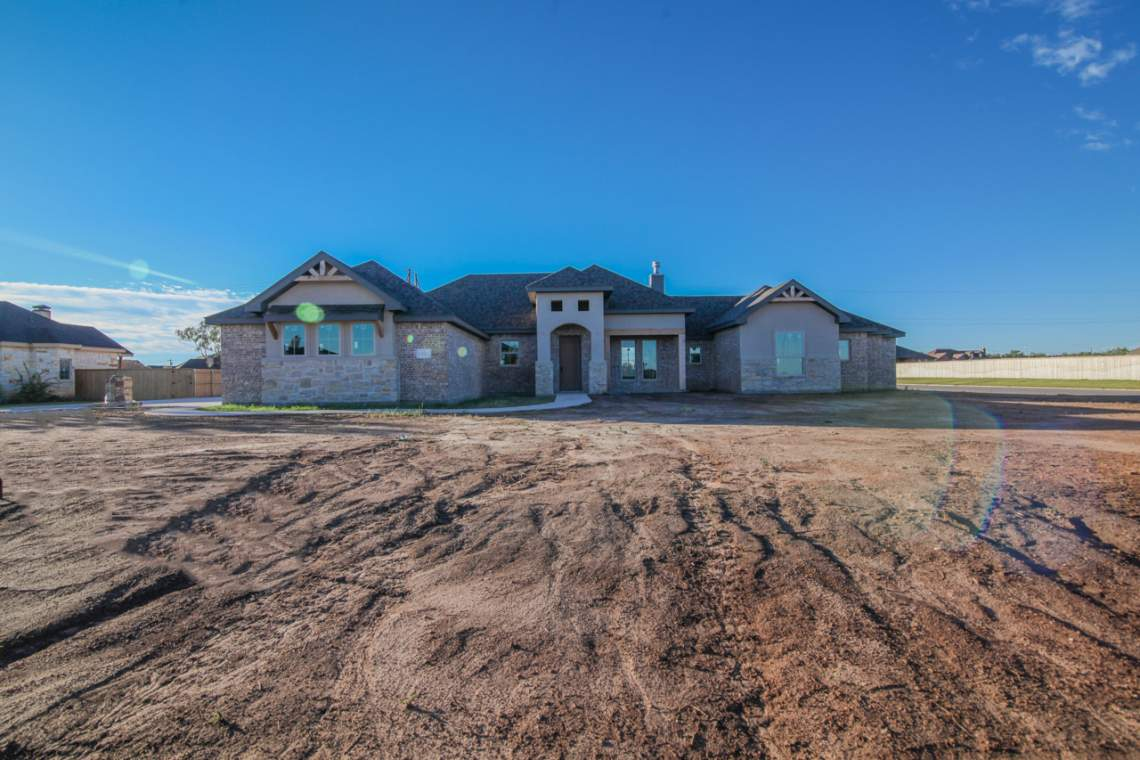 New Construction Abilene Texas Real Estate