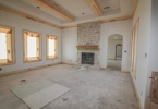 Living Room - Abilene New Construction
