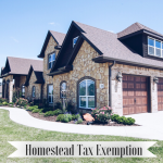Have you applied for homestead exemption?